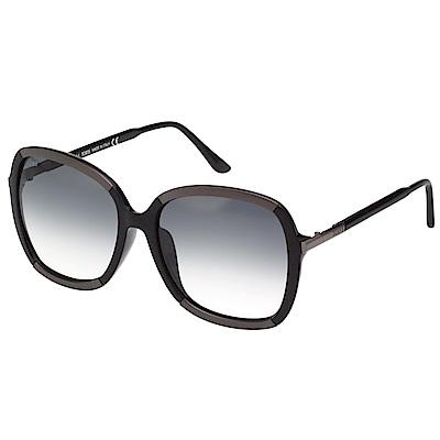 TOD'S 經典款 太陽眼鏡(黑色)TO0183F