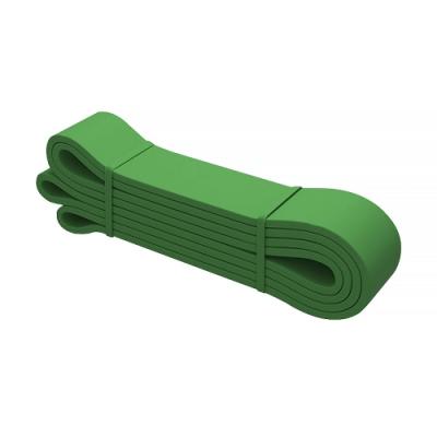 colorland買阻力帶送收納袋 125磅綠色阻力帶 環狀拉力帶