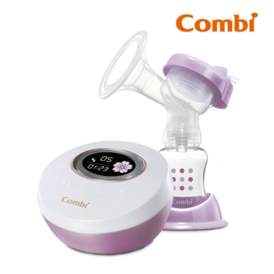 【Combi】自然吸韻電動吸乳器 Light