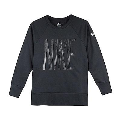 Nike 女 DRY TOP CREW GRX 圓領T(長)