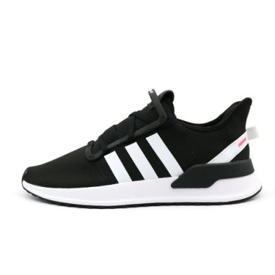 ADIDAS U_PATH RUN 男女休閒鞋-黑 -G27639