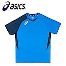 Asics 亞瑟士 男女排羽球衣 藍黑 K11805-43