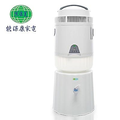 【能保康】蒸餾礦化鹼性製水機(簡易組) NBK-E11002