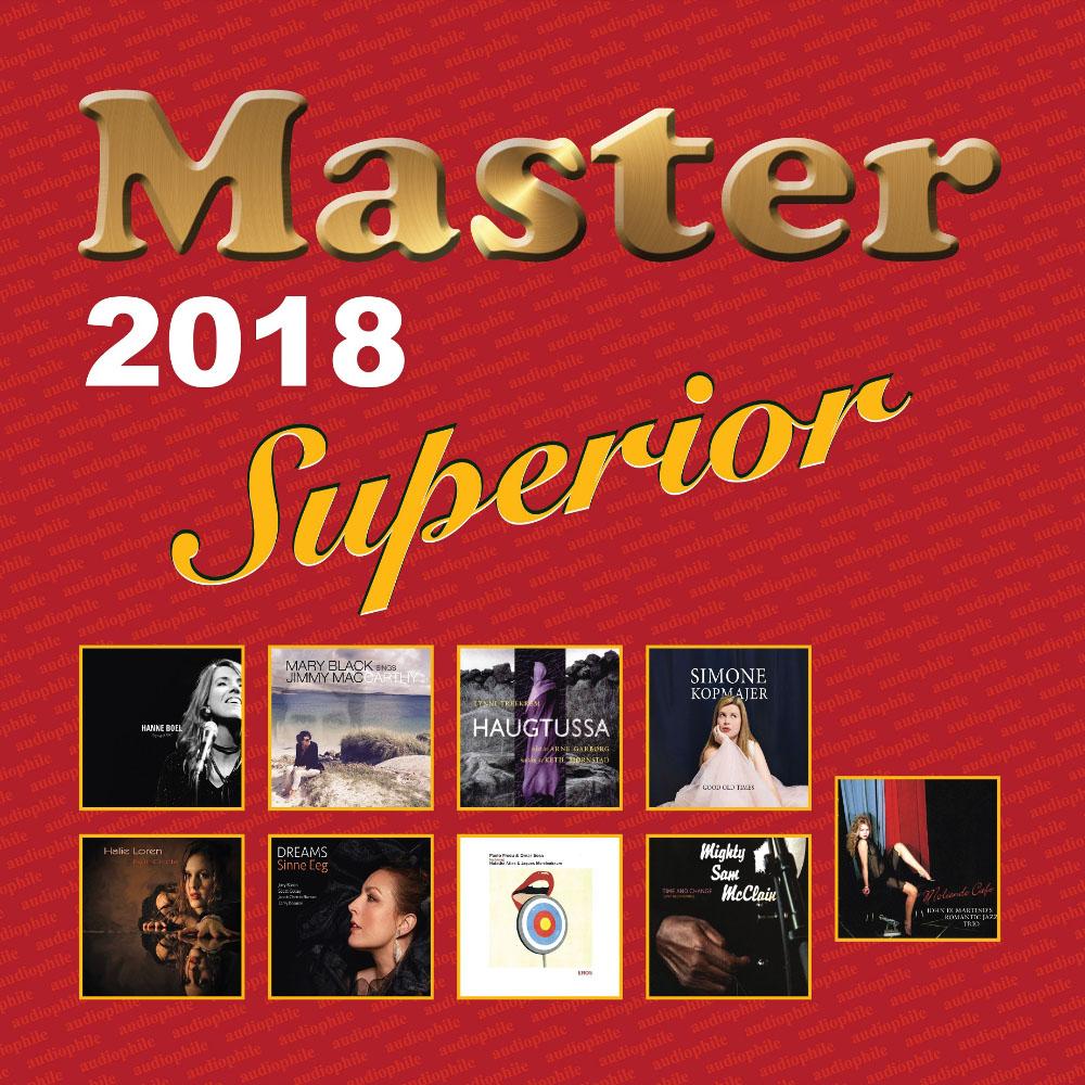 Master發燒碟2018 LP