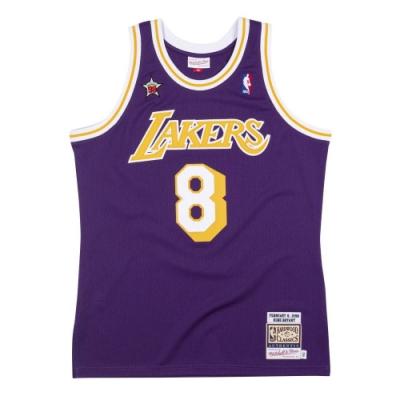 M&N Authentic球員版復古球衣 All-Star Game 1998 #8 Kobe Bryant