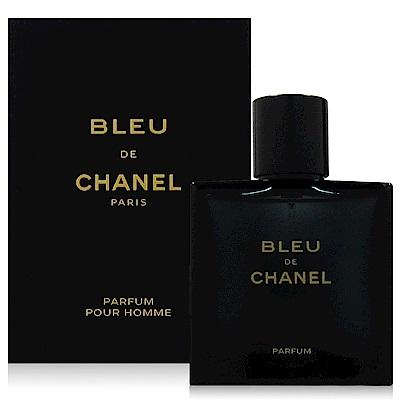 CHANEL香奈兒 BLEU藍色男性香精 50ml (法國進口)