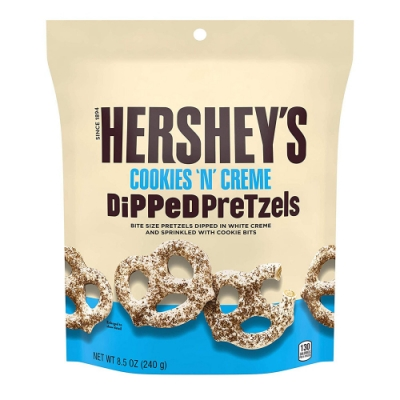 好時 Hersheys 白巧酥巧克力蝴蝶卷餅(240g)