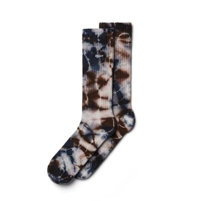 Nozzle Quiz 後研 Layers Neverland Lite Tie Dye 手工渲染 鬆身輪廓 藏綁 單雙 單尺23-29cm AFLYSX02BV