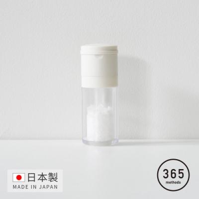 日本365methods 日製陶瓷磨芯岩鹽調味研磨罐-55ml
