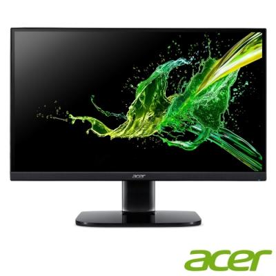 時時樂 Acer KA272 27型 IPS 極速FreeSync窄邊框電競螢幕
