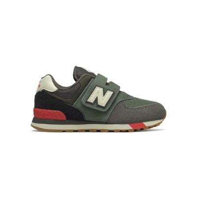 New Balance 童鞋 YV574JHR 橄欖綠