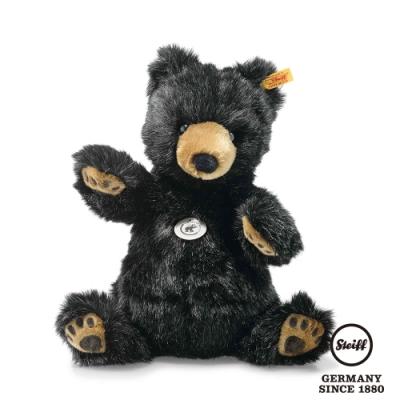 STEIFF德國金耳釦泰迪熊   喬西·灰熊 Josey Grizzly bear (Steiff 140週年紀念版) 27cm