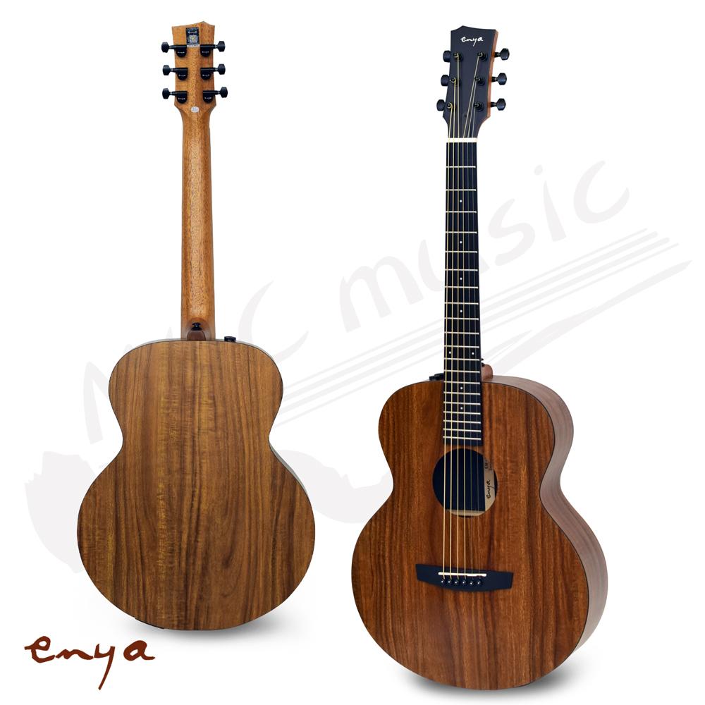 恩雅 ENYA 41吋 單板HPL相思木 電木吉他(EA-X1-E) 贈原廠厚琴袋+配件包
