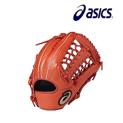 Asics 亞瑟士 DIVE 軟式棒壘球手套 外野手用 正手右投 BGR7BX-22