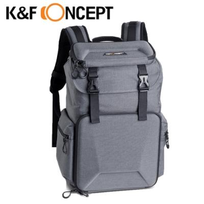 【K&F Concept】新休閒者 專業攝影單眼相機後背包 (KF13.098)