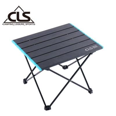 韓國CLS 鋁合金折疊蛋捲桌 摺疊桌 露營桌 登山 野餐 露營(一般型)