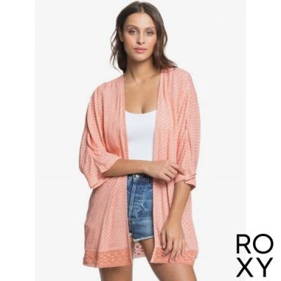 【ROXY】 SPRINGTIME GIRL 上衣 粉橘