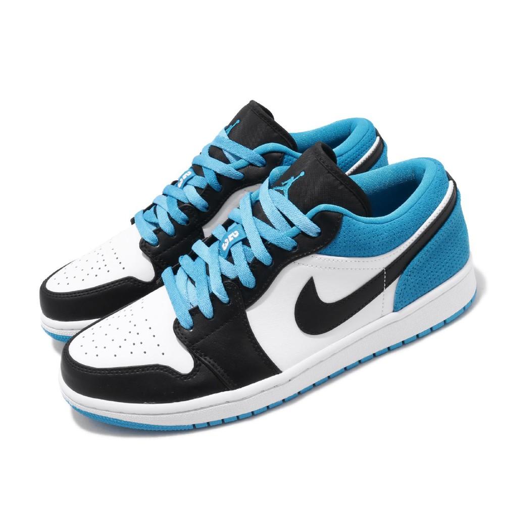 Nike 休閒鞋 Jordan 1代 低筒 男鞋