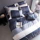 OLIVIA  Clark  標準雙人床包冬夏兩用被套四件組 MOC莫代爾棉 台灣製 product thumbnail 1