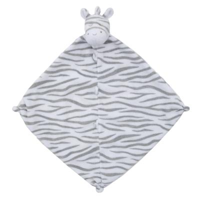 美國 Angel Dear 動物嬰兒安撫巾禮盒版 (黑白斑馬)