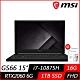 (M365組合) MSI 微星 GS66 10SE 15.6吋電競筆電 (i7-10875H八核心/RTX2060 6G獨顯/16G/1TB PCIe SSD/Win10 Pro) product thumbnail 1