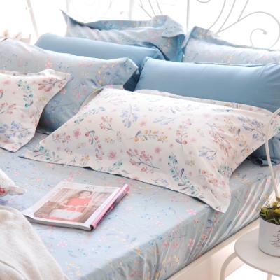 OLIVIA  Grace 特大雙人床包歐式枕套三件組 MOC莫代爾棉 台灣製