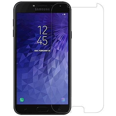 NILLKIN SAMSUNG Galaxy J4 超清防指紋保護貼-套裝版