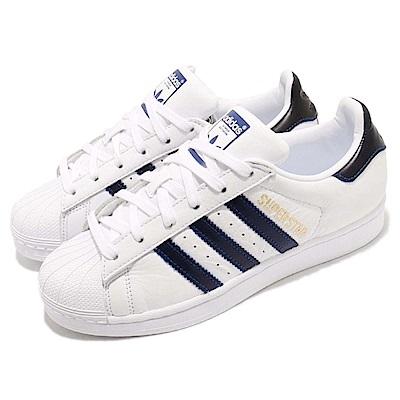 adidas 休閒鞋 Superstar 運動 男女鞋