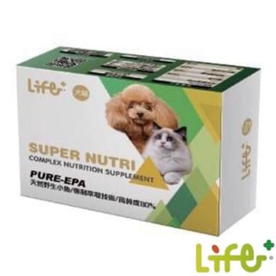 LIFE+虎揚 PURE-EPA 高純度魚油 30粒