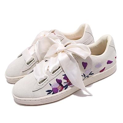 Puma Suede Heart Flowery 女鞋