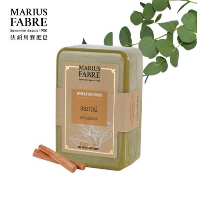 法國法鉑-檀香橄欖草本皂-250g/顆