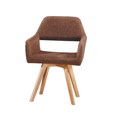 柏蒂家居-秋原簡約設計旋轉椅/餐椅(四色可選)-58x42x82cm