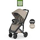 荷蘭 Greentom  Classic經典款嬰兒推車(尊爵黑+內斂棕)