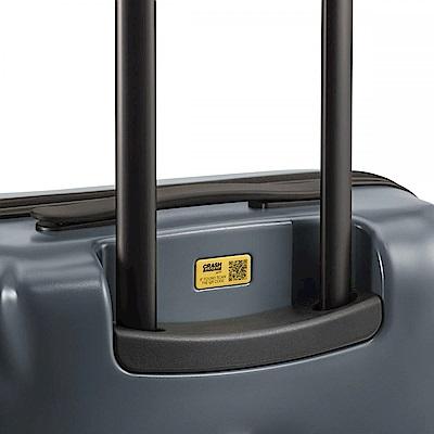 hoi! Crash Baggage Icon 登機箱20吋-深灰 (H014262616)