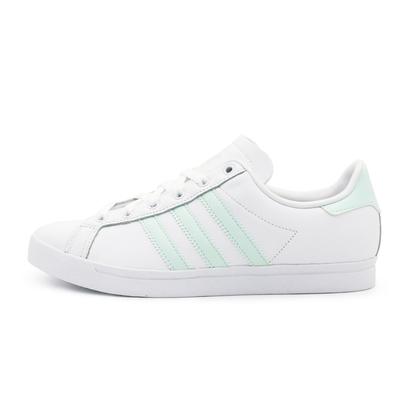 ADIDAS COAST 女休閒鞋-白-EE8911