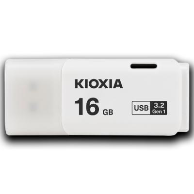 KIOXIA U301 Hayabusa USB3.2 Gen1 16GB  隨身碟(白色)