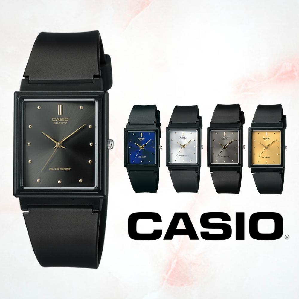 CASIO卡西歐 復古輕巧指針錶(MQ-38)多款任選