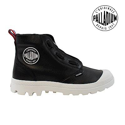Palladium Pampa Hi Lea Zip TPZ男鞋-黑/白