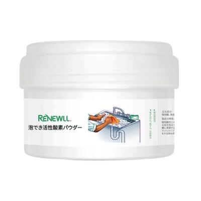 RENWELL 多用途活氧泡泡水槽馬桶清潔劑400g(RW-04)