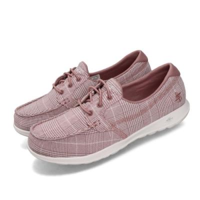 Skechers 休閒鞋 Go Walk Lite 懶人鞋 女鞋