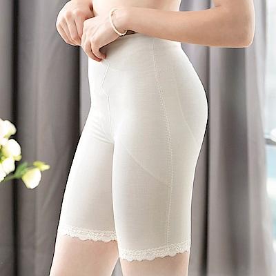華歌爾-MILD系列 64-82美姿塑高腰束褲(晨霧光)塑造幸福