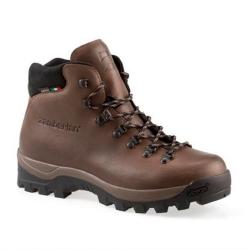 ZAMBERLAN 防水中筒皮革登山鞋 栗棕 5030PM1G-M9