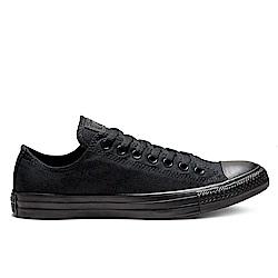 CONVERSE-All Star -低筒男女休閒鞋-黑- M5039C