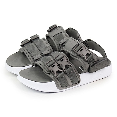 PUMA 拖鞋 LEADCAT YLM 19 男女鞋