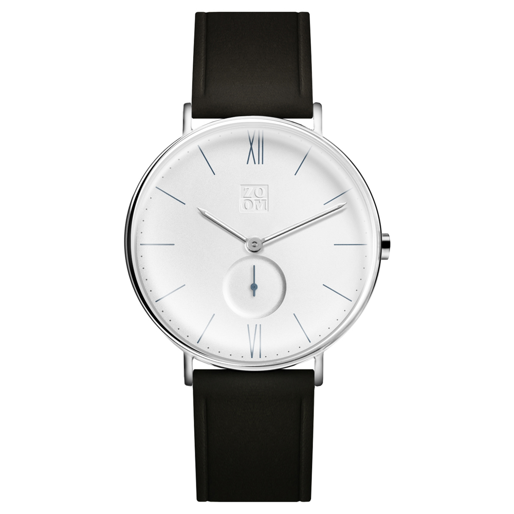 ZOOM HALO 砂漠光暈腕錶 - 晝白 / 43mm