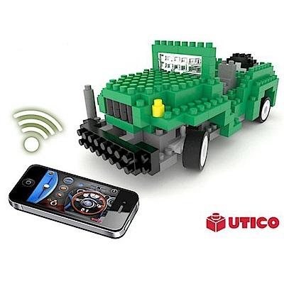賽先生科學 UTICO 藍芽遙控積木車 (三款)