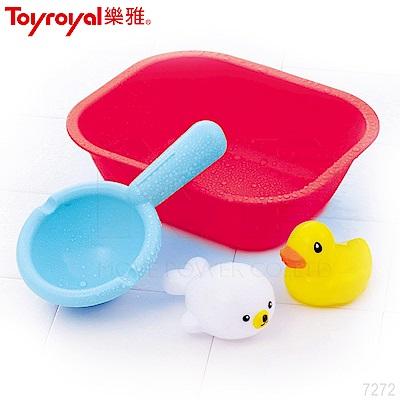 【任選】日本《樂雅 Toyroyal》Flex歡樂海豹組