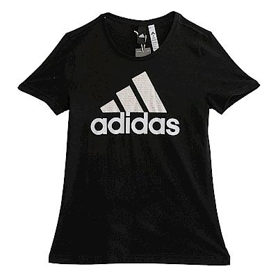Adidas FOIL TEXT-短袖上衣-女