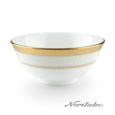Noriatake 華麗年代飯碗-金(11.5cm)