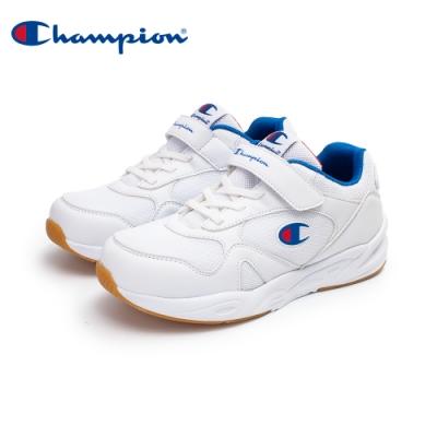 【Champion】MOUNTAIN RANGE 運動鞋 大童鞋-白(KFUS-0382-00)